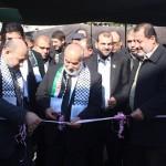وزارة السياحة والاثار تنظيم حفل افتتاح المعرض الاثري بعنوان كنوز فلسطينية