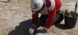 مشروع التنقيب في دير القديس هيلاريون