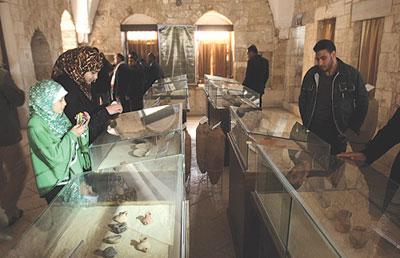متحف قصر الباشا يستقبل أكثر من ستة الاف زائر منذ بداية العام